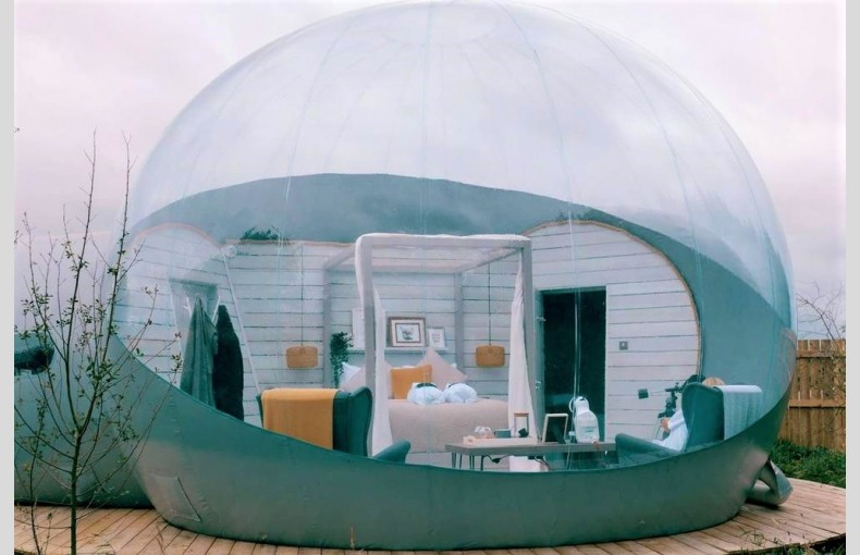Foxborough Bubble Dome - Image 1
