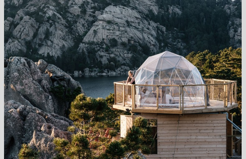 Glamping Corsica - Image 1
