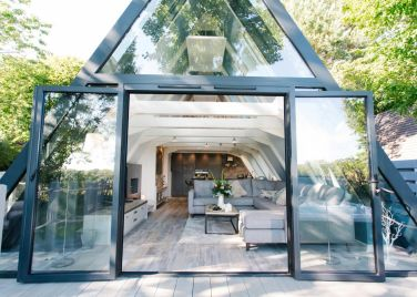 The Glass Lodge