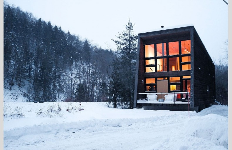 Green Mountain Modern House - Image 1