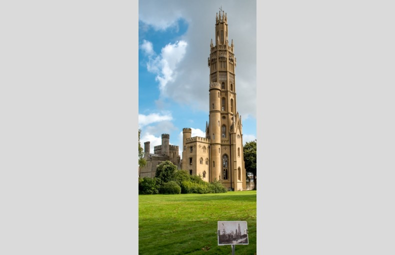 The Hadlow Tower - Image 21