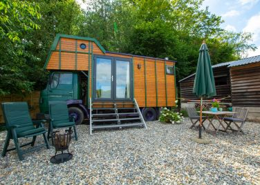 Hattie the Horse Box