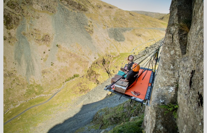 Honister Cliff Camping - Image 11