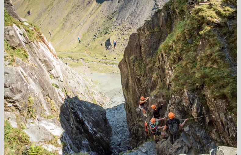 Honister Cliff Camping - Image 10