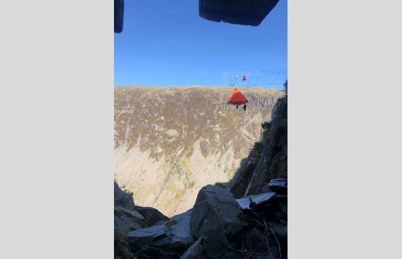 Honister Cliff Camping - Image 2