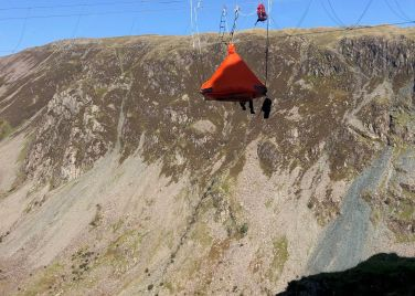 Honister Cliff Camping