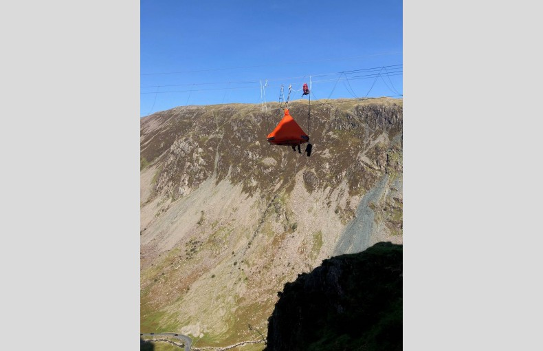 Honister Cliff Camping - Image 1