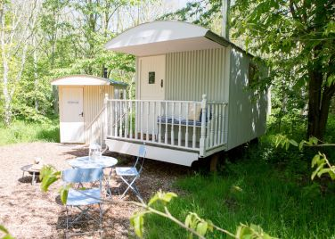 Kenton Hall Estate Glamping