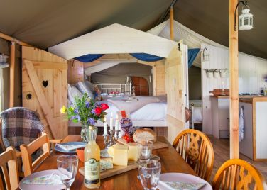 Lower Keats Glamping