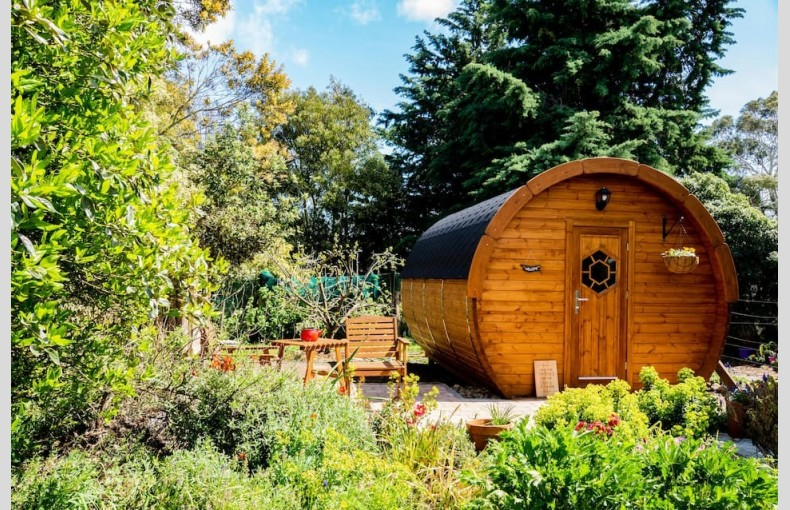 Marlborough Wine Barrel Cabins - Image 1