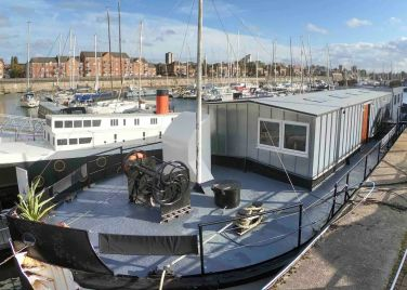 Merseyside Luxury Barge
