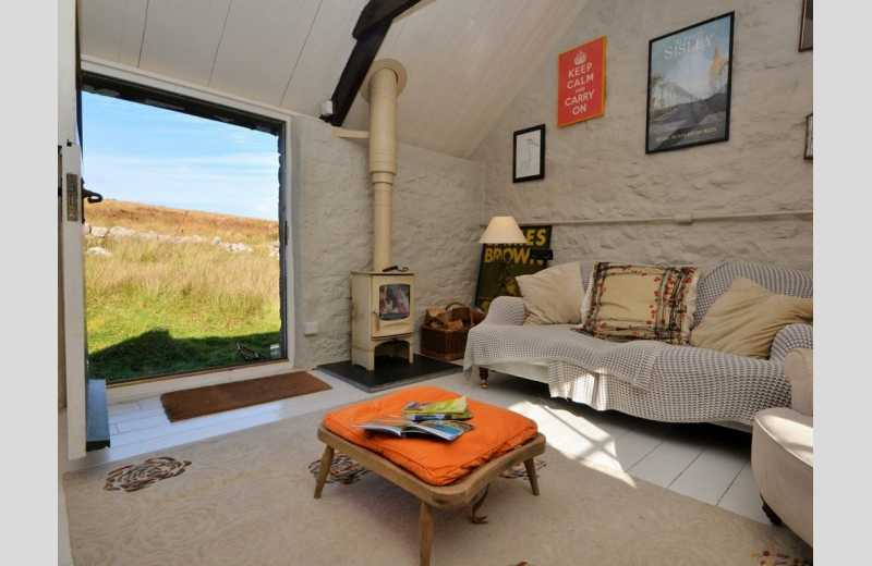 Moorland barn a converted chic and romantic cornish hideaway - Home plans prairie style space as far as the eye can see ...