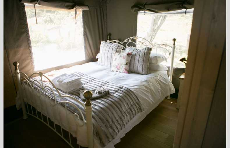 Oaklands Glamping & Treehouse - Image 13