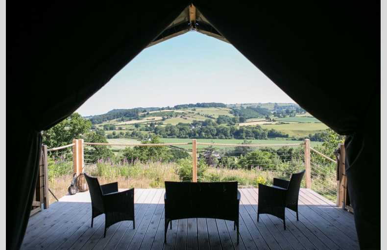 Oaklands Glamping & Treehouse - Image 20