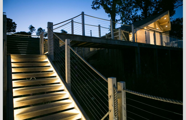 Oaklands Glamping & Treehouse - Image 11