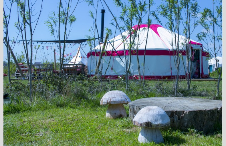 The Oxford Yurt - Image 1