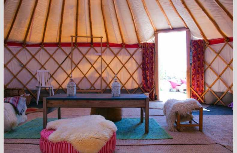 The Oxford Yurt - Image 21