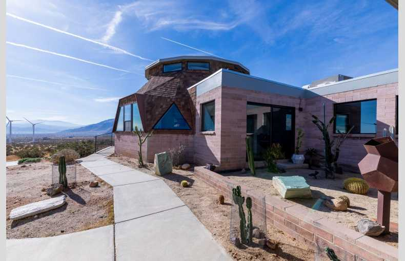 Palm Springs Dome House - Image 8