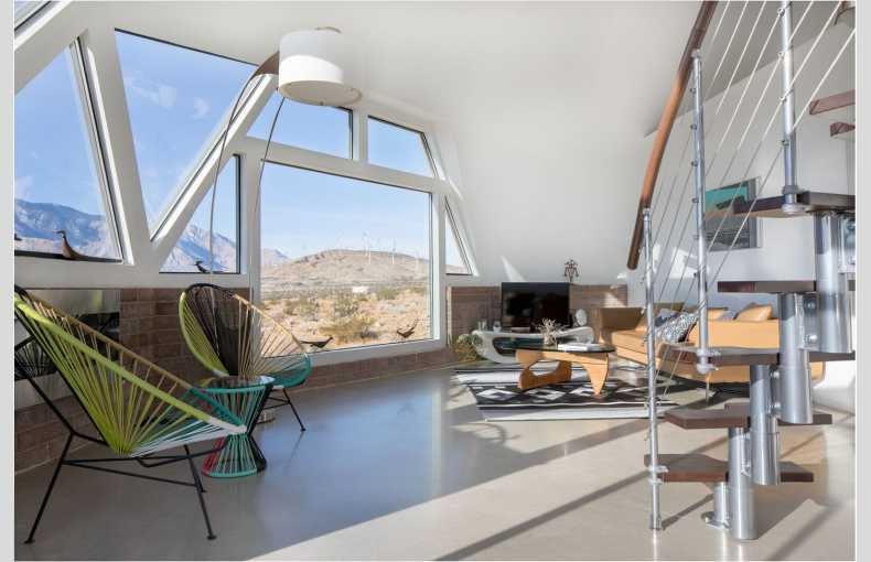 Palm Springs Dome House - Image 6
