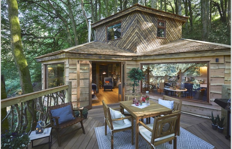 Ravendere Retreats Treehouse - Image 1