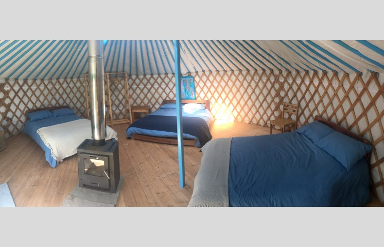 Real Glamping at the Fir Hill - Image 4