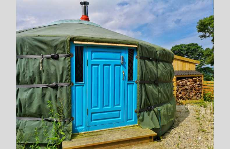 Real Glamping at the Fir Hill - Image 2