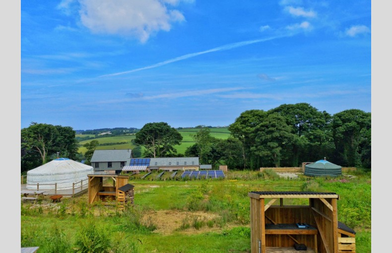 Real Glamping at the Fir Hill - Image 19