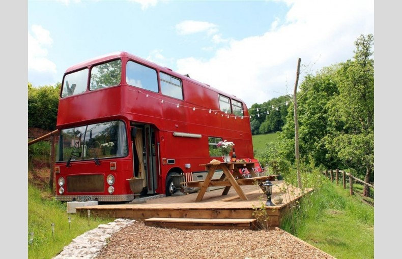 The Red Bus - Image 1