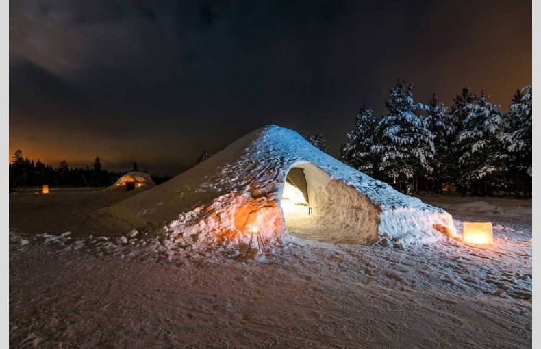Snow Igloo - Image 1