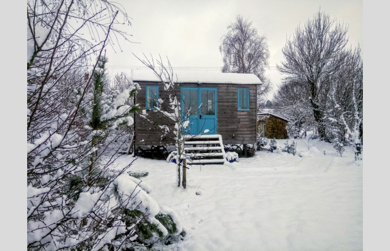 Stocklinch Shepherd's Hut - Image 23