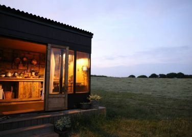 Sweetsides Shepherd's Hut