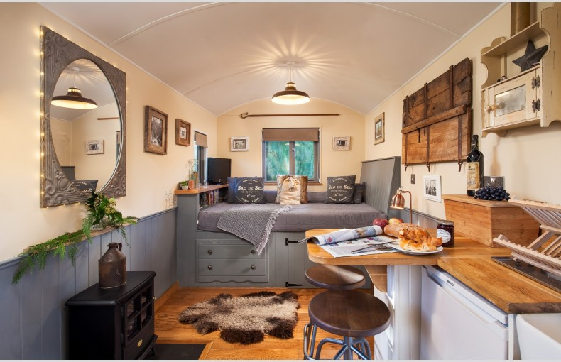 The Shepherds Hut Retreat - Image 13