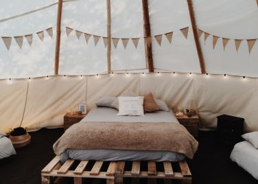 White House Glamping