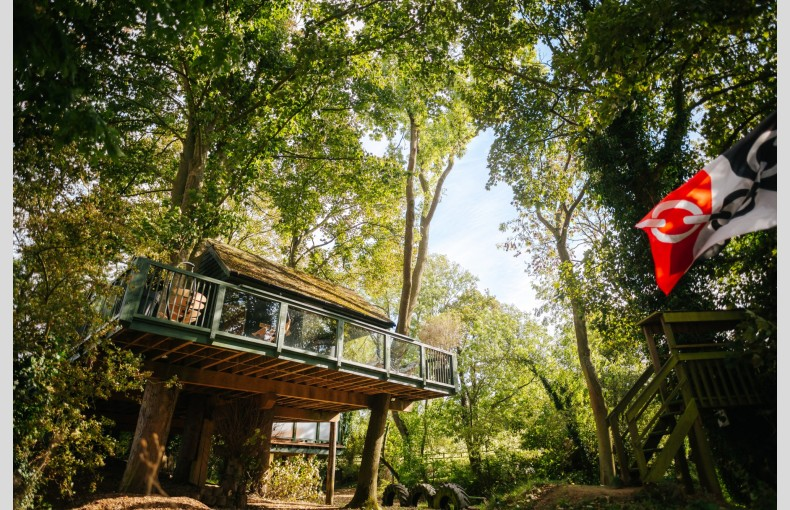 Will's Tree House - Image 22