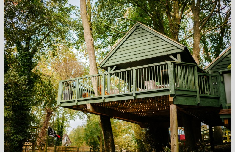 Will's Tree House - Image 5
