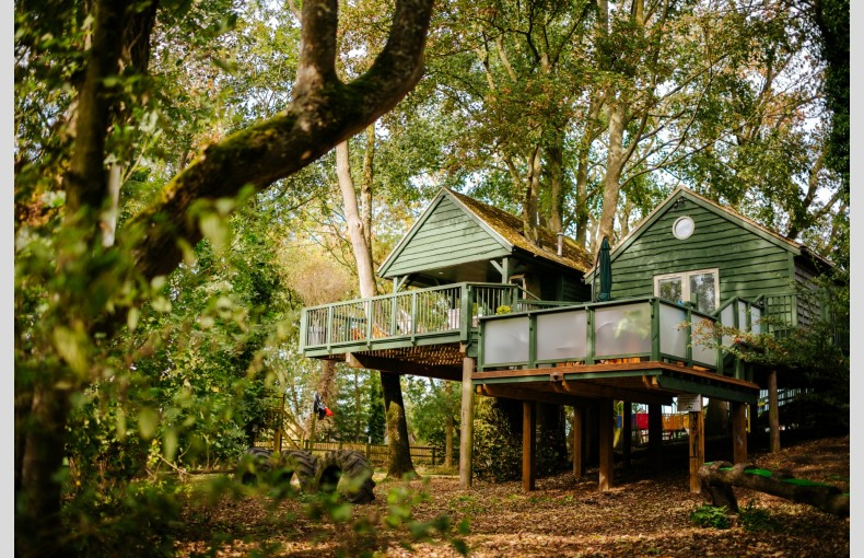 Will's Tree House - Image 1