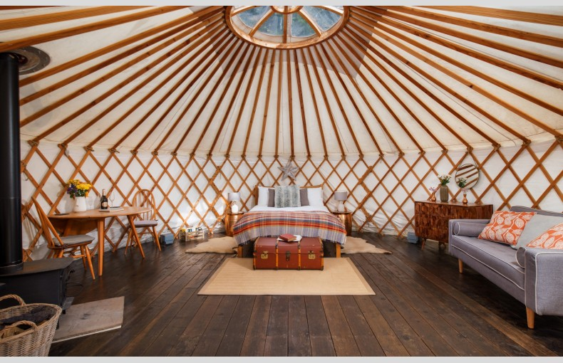 The Yurt Retreat - Image 1