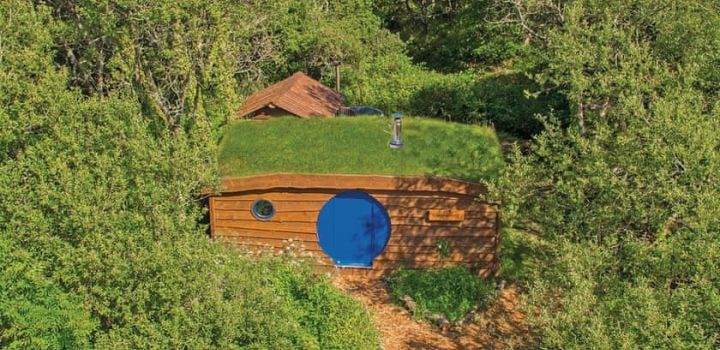Florence Springs Hobbit House