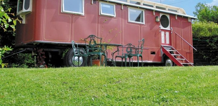Bures Showman's Wagon