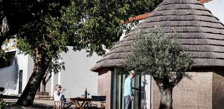 CorkShack Marvão Ecolodges