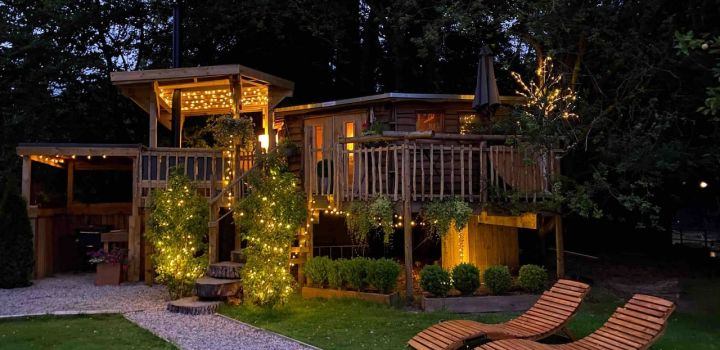 Loch Lomond Treehouse