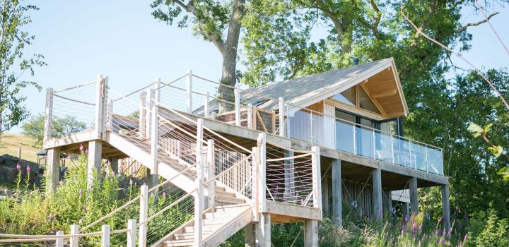 Oaklands Glamping & Treehouse