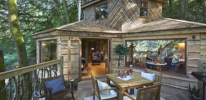Ravendere Retreats Treehouse