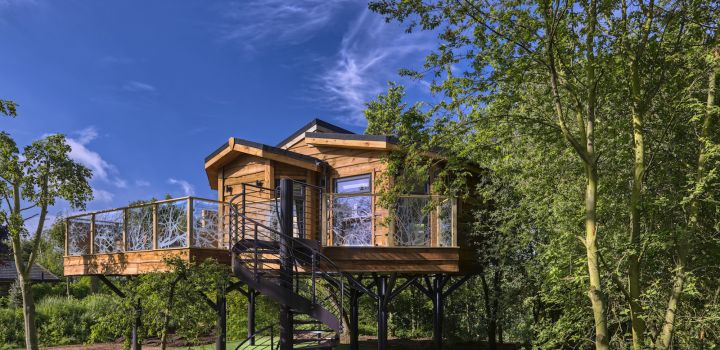 Wolds Edge Treehouse