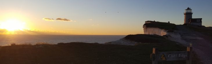 Tried and Tested: Spectacular sunsets at Belle Tout Lighthouse