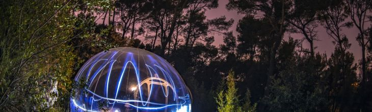 New to Host Unusual: Bird's Nests, Bubbles and Beautiful Yurts