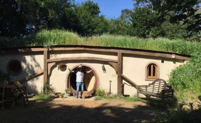 Tried and Tested: Pod Hollow Hobbit House at West Stow Pods