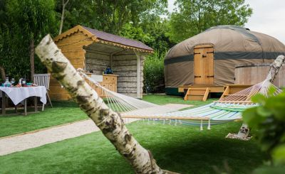 Don't Let The Sunshine End! 5 Late Summer Glamping Escapes