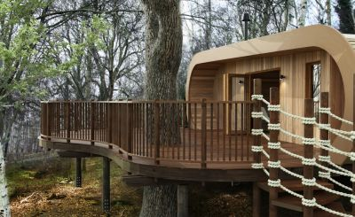 New to Host Unusual: Wonderful Woodland Retreats