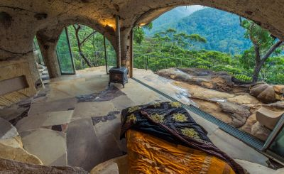 New to Host Unusual: Incredible Vistas from Caves, Lodges and Treehouses